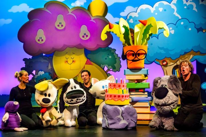 theatervoorstellingen in de voorjaarsvakantie 2019