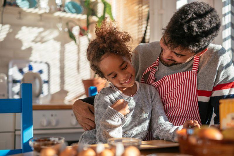 ouderschapsverlof in een mannenwereld