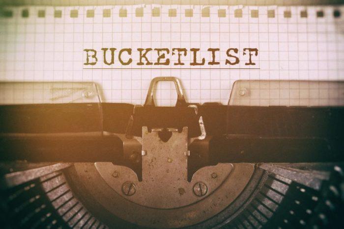 facebook bucketlist