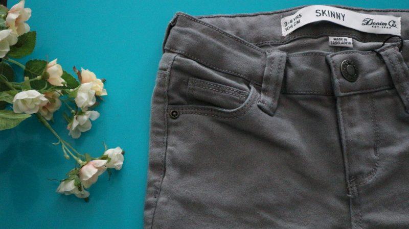 primark shoplog grijs skinny jeans peuter 2017