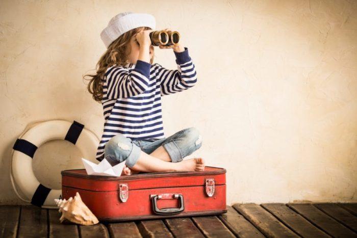op vakantie gaan met je kinderen