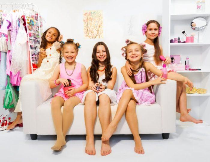 make-up op de basisschool groep 8