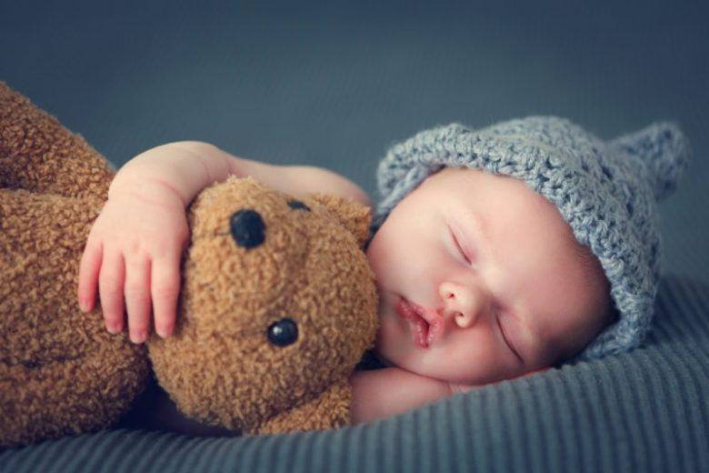 slapen bij kinderen