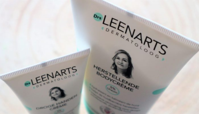 dr leenarts herstellende body creme