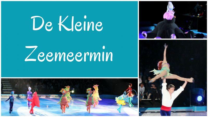 Disney on Ice De Kleine Zeemeermin Ariël
