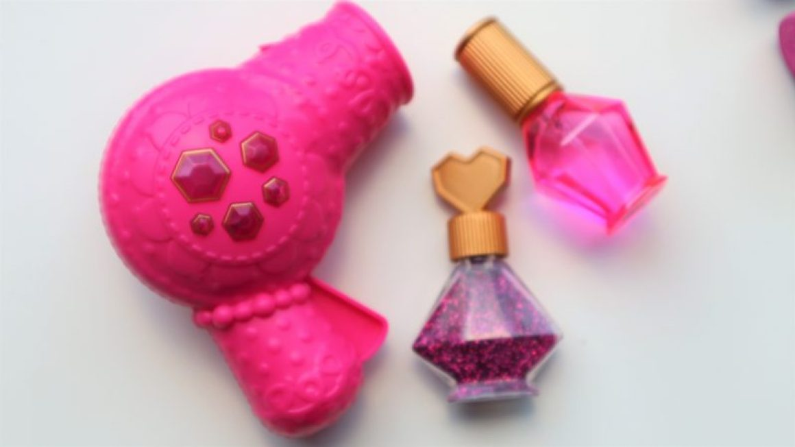 Lalaloopsy Jewel's Glitter Makeover review