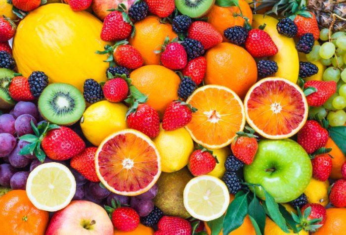 dreumes eet geen fruit meer