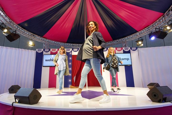Negenmaandenbeurs 2018 Modeshow