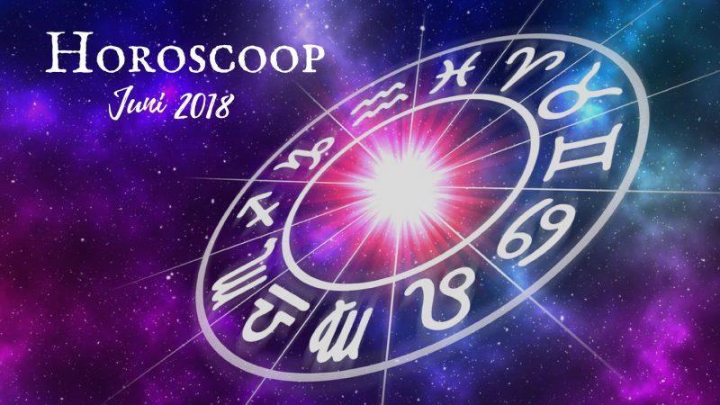 Horoscoop juni 2018