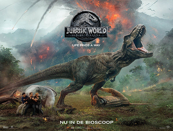 Jurassic World Fallen Kingdom