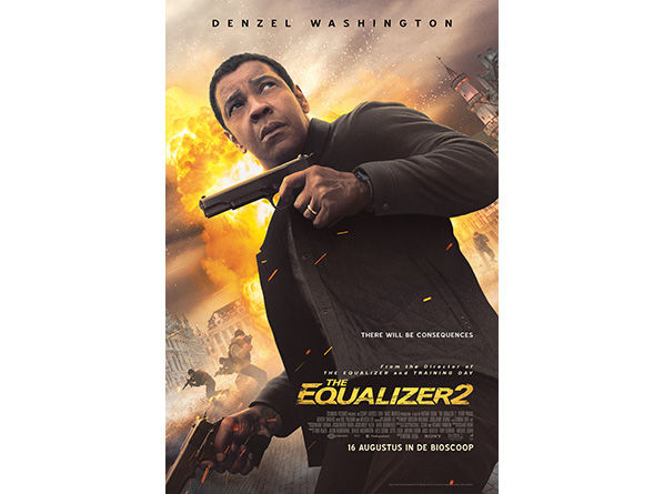 The Equalizer 2 review