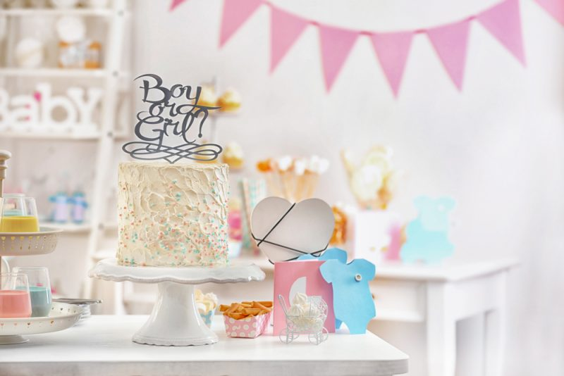 gender reveal party organiseren tips hapjes drankjes spelletjes inspiratie