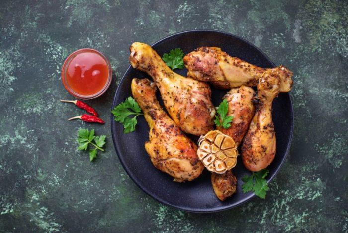 lekker malse kippenpootjes