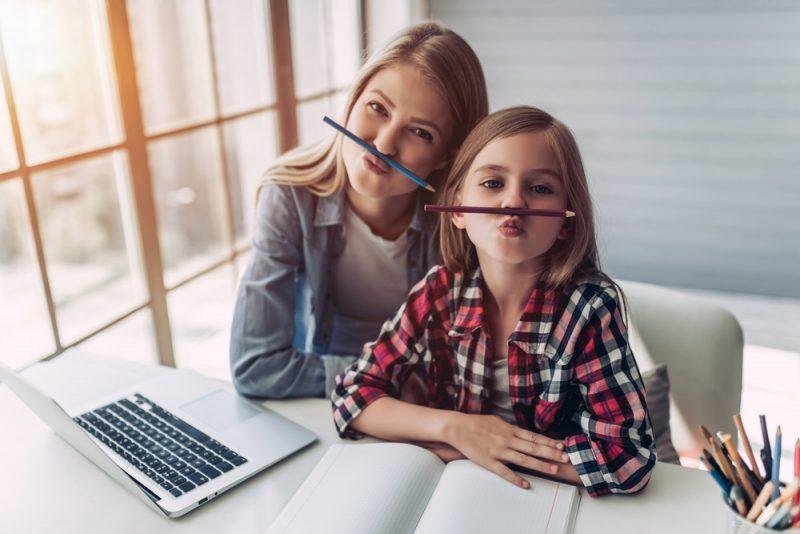 Huiswerk begeleiden voor ongeduldige ouders