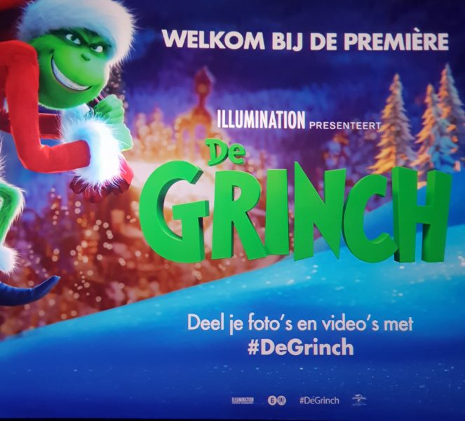De Grinch review 2018