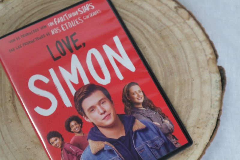 review love, simon film over homoseksualiteit