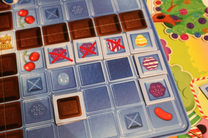 candy crush bordspel