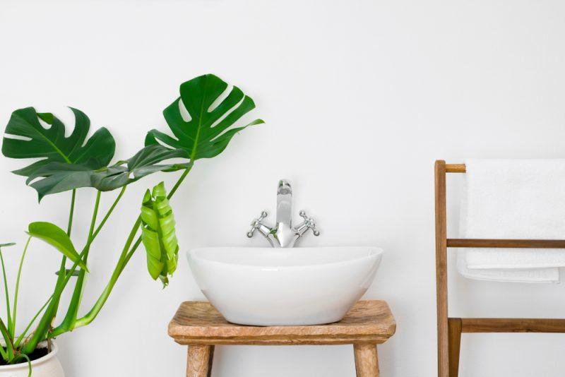 Bamboe Ladder Badkamer : Hout in de badkamer zo doe je dat lotus writings