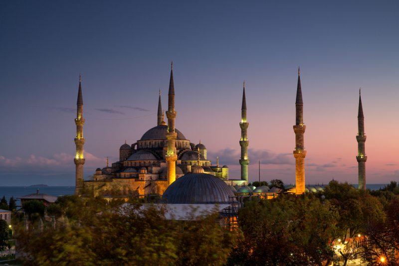 visum aanvragen vakantie turkije