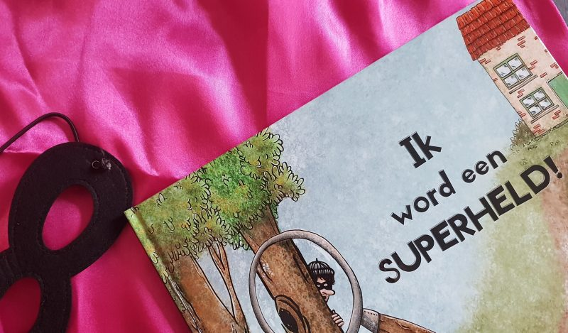 Happy Hero - Ik word een superheld
