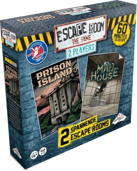 Escape Room the Game 2 player review