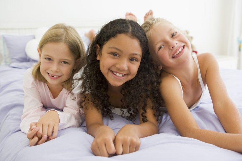 Verwonderend Do's en don'ts tijdens een slaapfeestje (voor ouders) - Lotus Writings OK-55