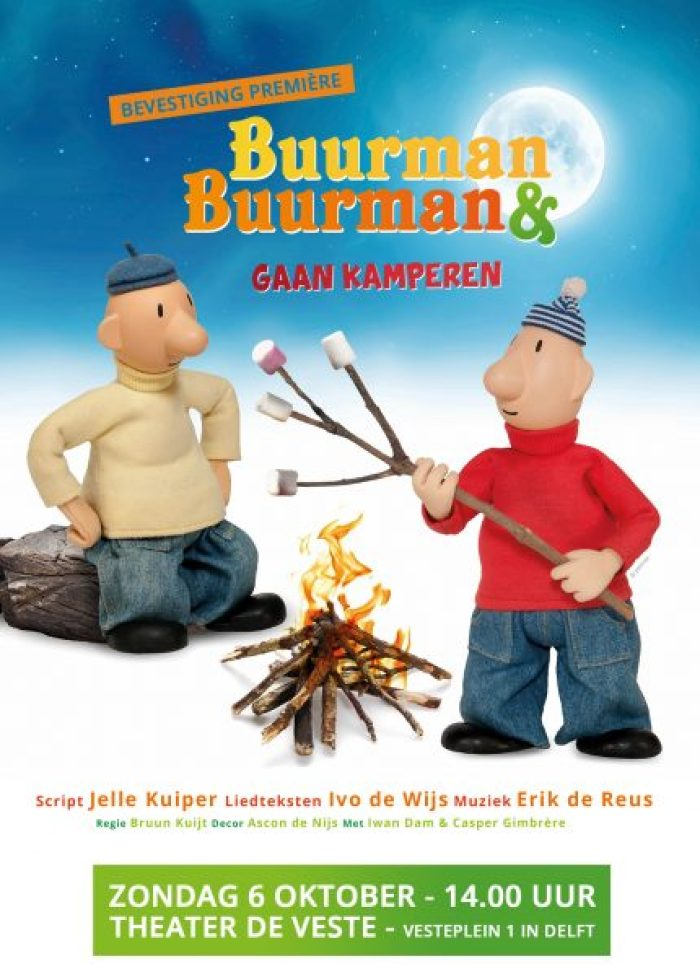 Buurman & Buurman gaan kamperen review