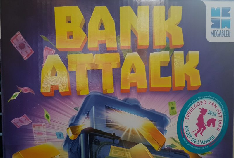 bank attack review megableu