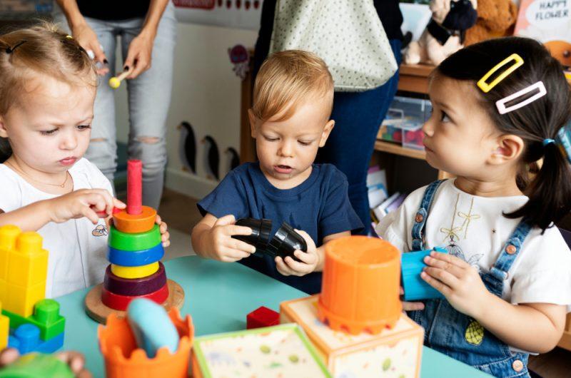 effect kinderdagverblijf op de weerstand