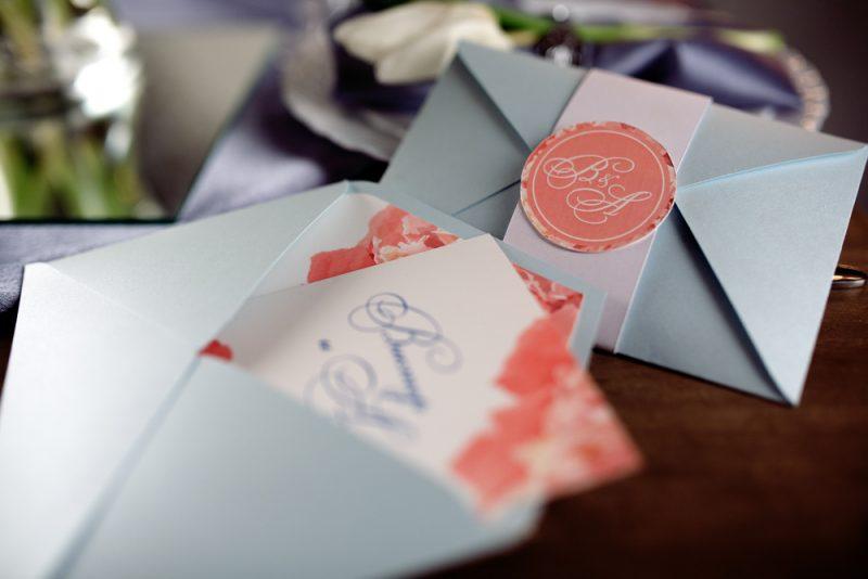 wat zet je op je trouwkaart