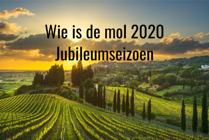 nabespreking wie is de mol 2020 jubileumseizoen aflevering 2 listig