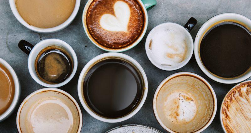 koffie drinken nespresso
