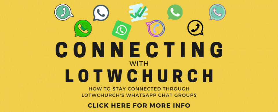 Connecting with LOTW Church