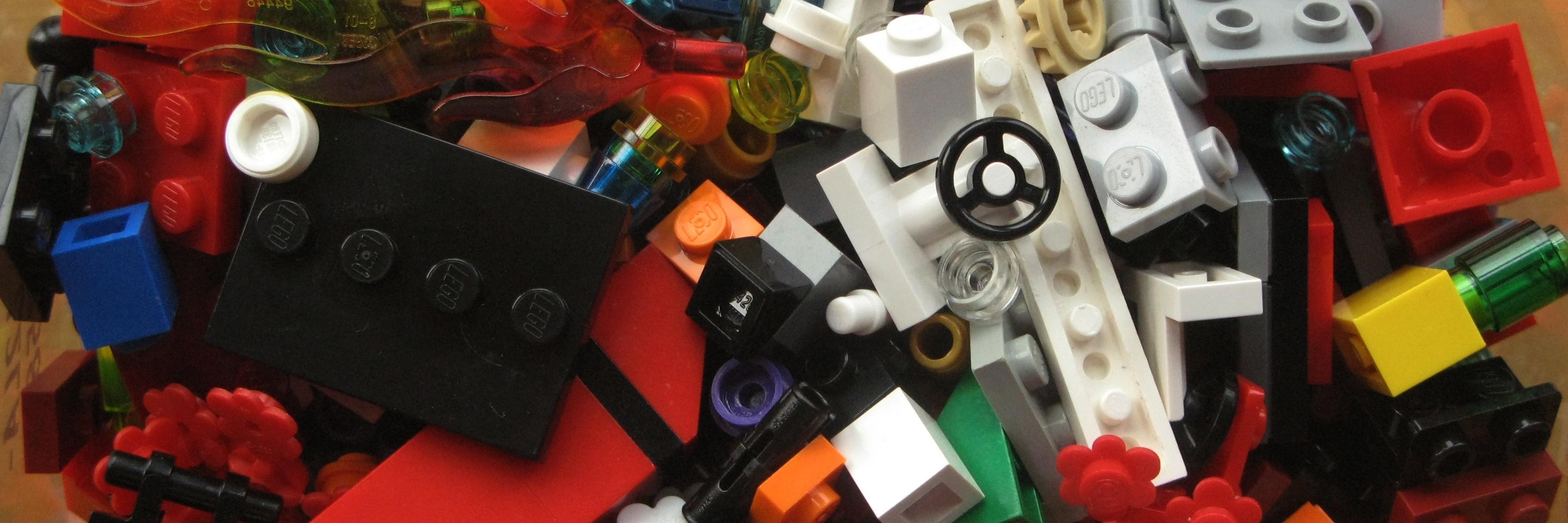 Lovely lovely Lego Bricks