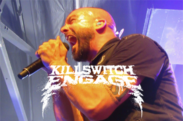 Killswitch Engage – Ace Of Spades 04/07/2016