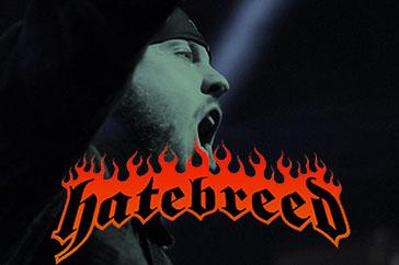 Hatebreed – Ace of Spades 05/20/2016