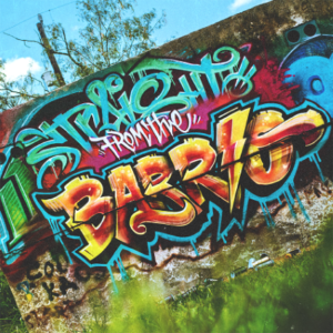 Upon A Burning Body – Straight From The Barrio