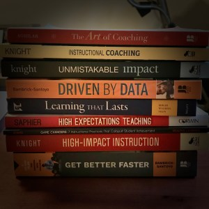 Instructional Coaching Reads