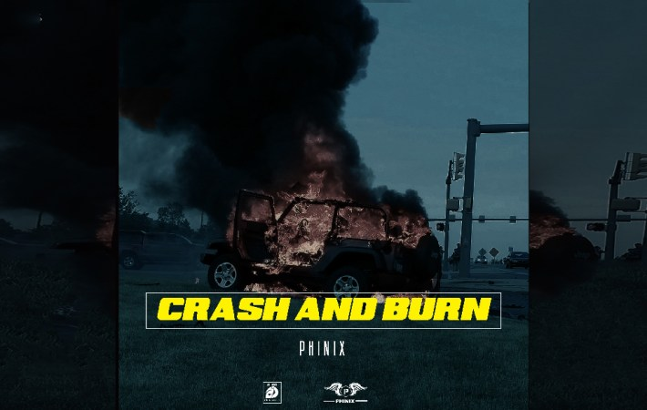 www.loudink.net - Crash and Burn