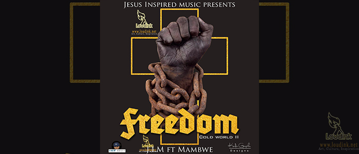 Official Freedom cover @ loudink