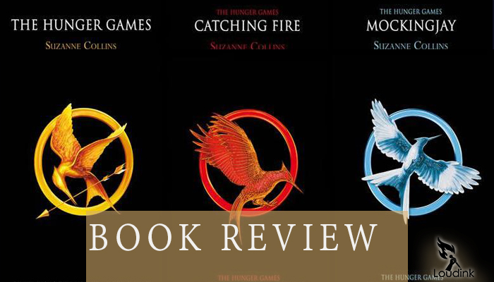 Hunger Games - Book Review @ Loudink