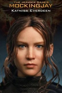 The hunger games- Katniss Everdeen @ loudink