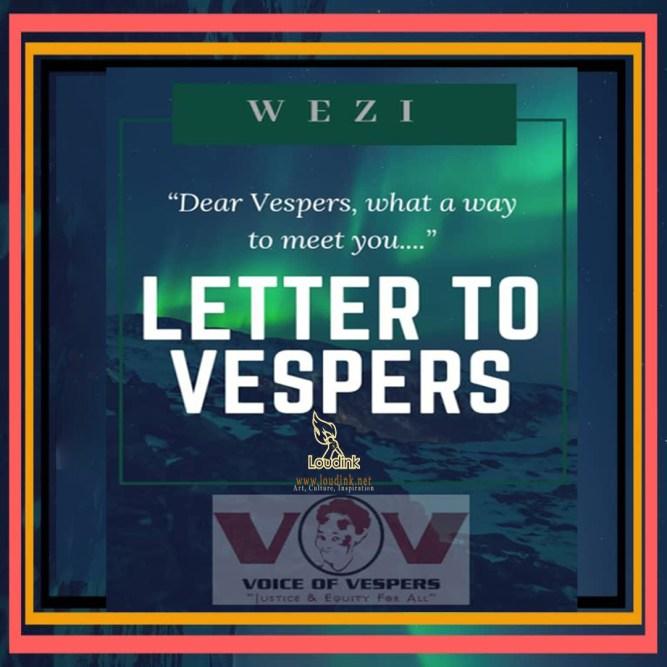 Voice of Vespers Official ArtWork @ Loudink