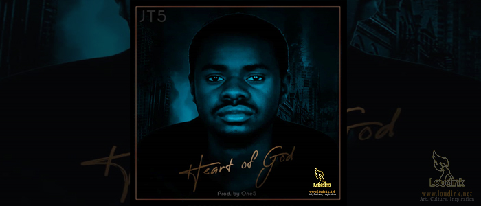 Heart of God - Official Post Cover @ loudink