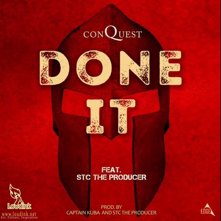 Done it Official Artwork @loudink