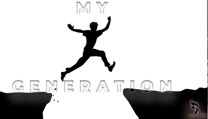 """MY GENERATION"" @loudink"