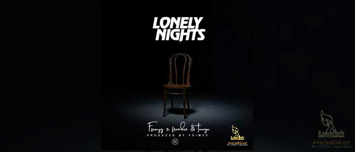 Lonely-Nights-cover-post-fred-Tauya-Frankie Loudink Arts