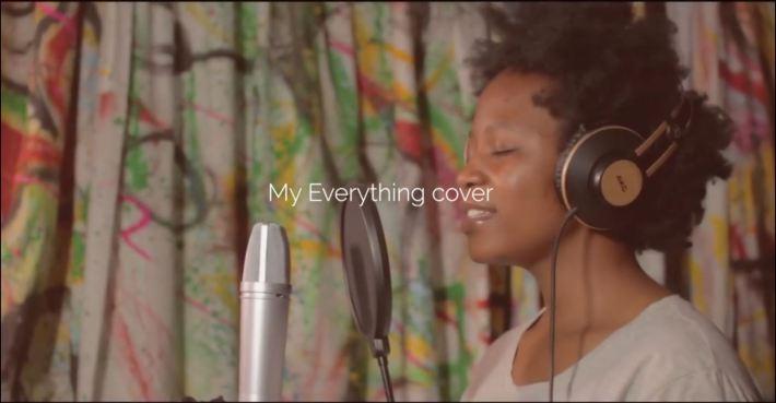 My Everything Cover Kunda @loudink