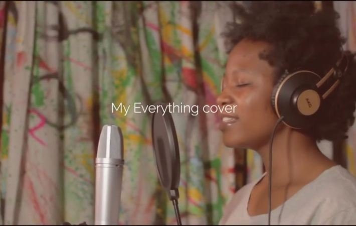 My Everything Cover Kunda @loudink