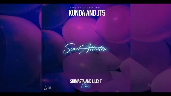 Some attention official artwork post kunda loudink